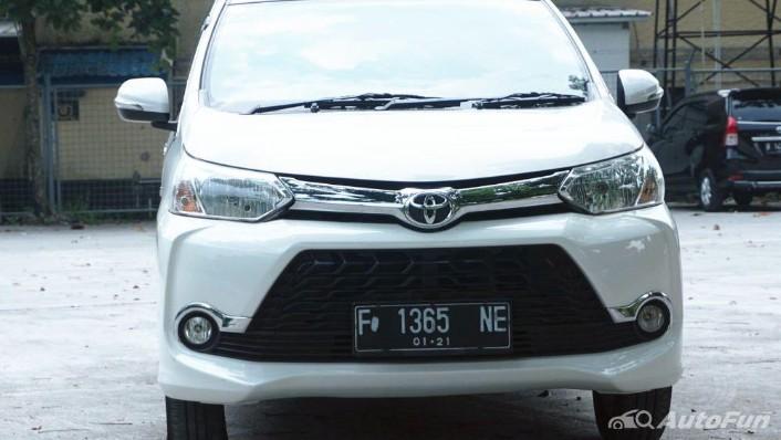 Toyota Avanza Veloz 1.3 MT Exterior 002