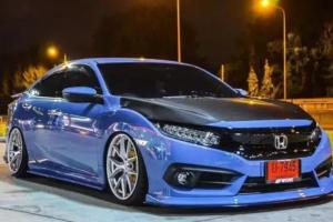 Deretan Modifikasi Honda Civic FC1, Mempertajam Aura Sporty Khas Civic