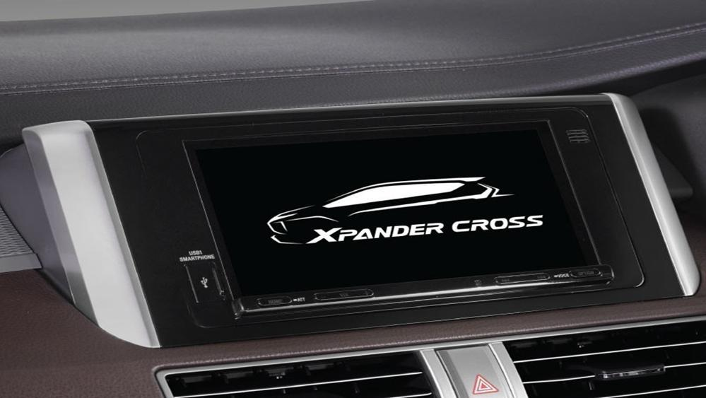 Mitsubishi Xpander Cross 2019 Interior 007