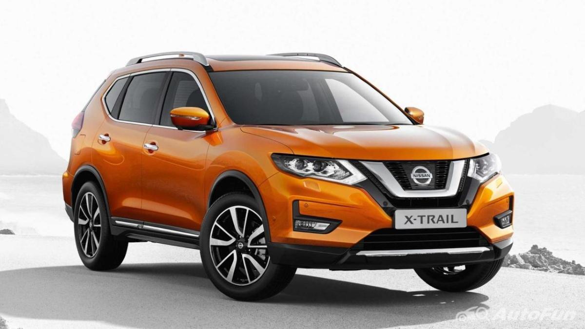 Nissan X-Trail VL 2021