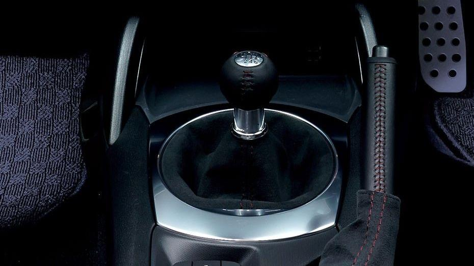 Mazda MX 5 RF 2019 Interior 007