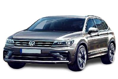 Volkswagen Tiguan Allspace 1.4L TSI