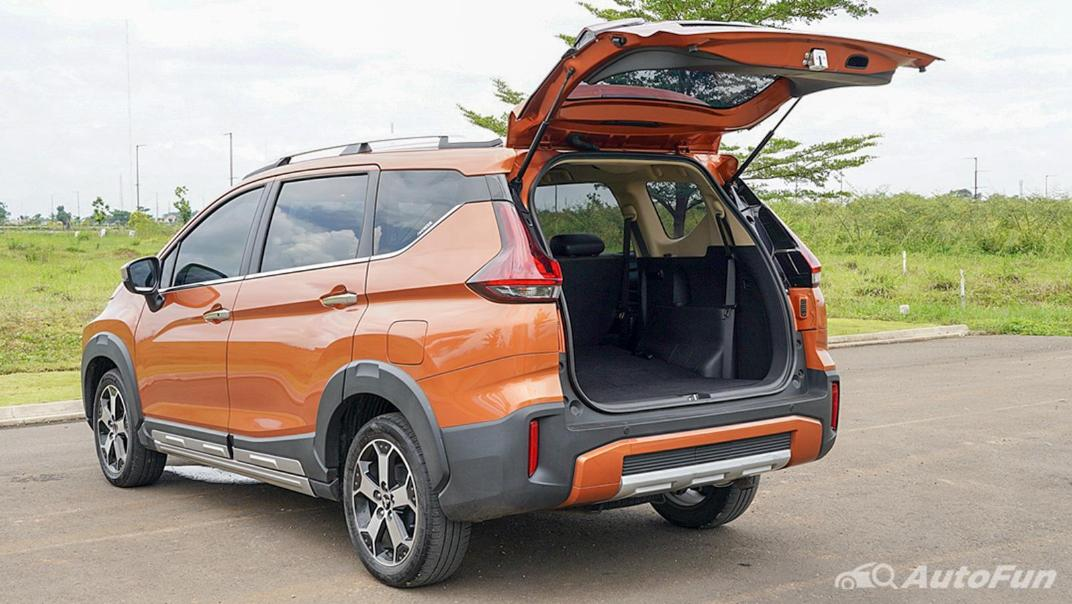 Mitsubishi Xpander Cross 2020 Premium Package AT Interior 019