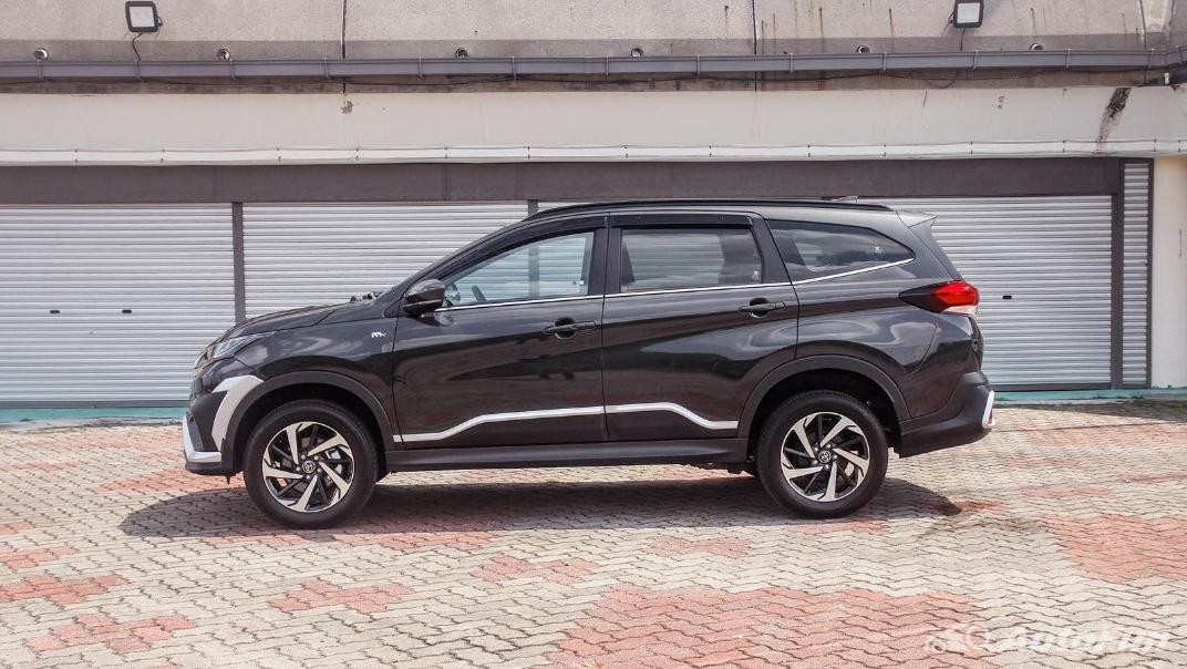 Toyota Rush 2019 Exterior 004
