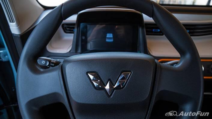 2021 Wuling Mini EV Upcoming Version Interior 003