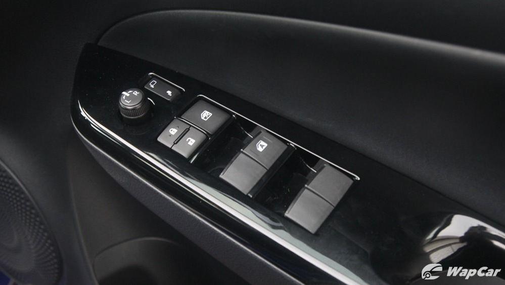 Toyota Vios 2019 Interior 054