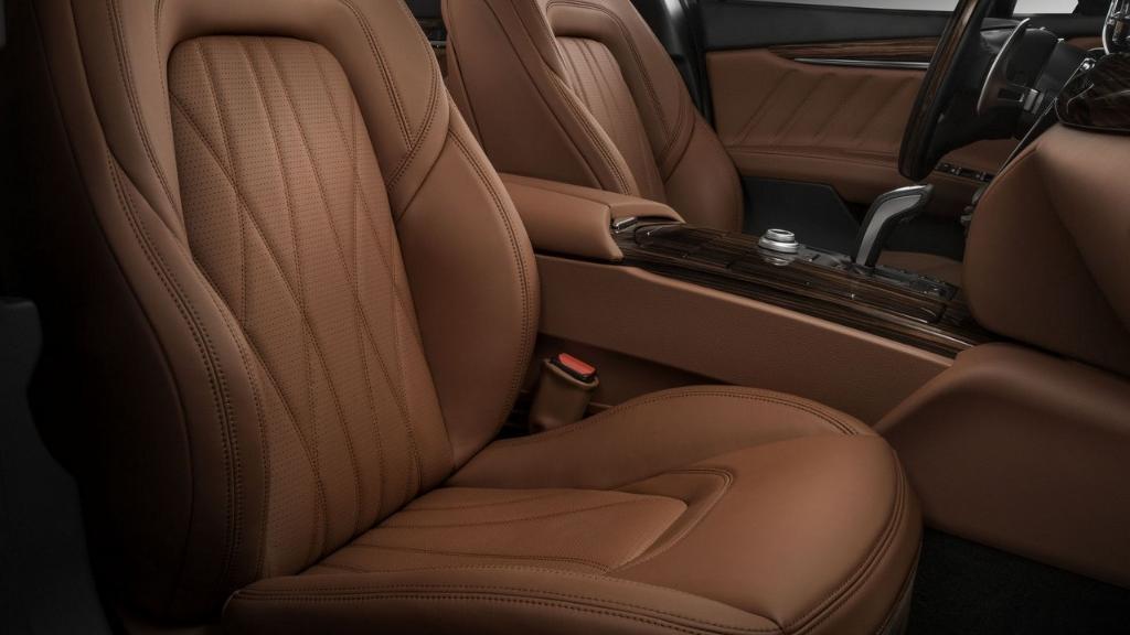 Maserati Quattroporte 2019 Interior 014