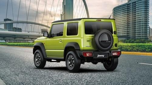 Suzuki Jimny 2019 Exterior 005