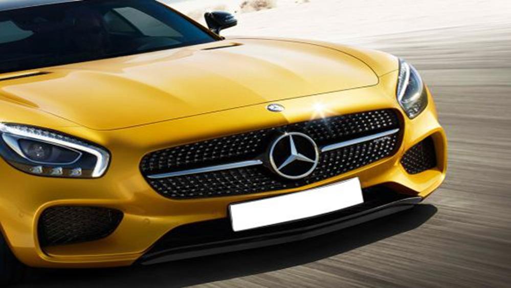 Mercedes-Benz AMG GT 2019 Exterior 004