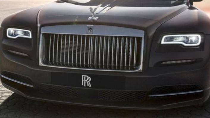 Rolls Royce Wraith 2019 Exterior 009