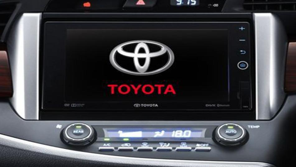 Toyota Venturer 2019 Interior 003