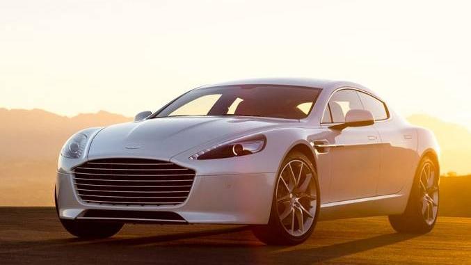 Aston Martin Rapide S 2019 Exterior 003
