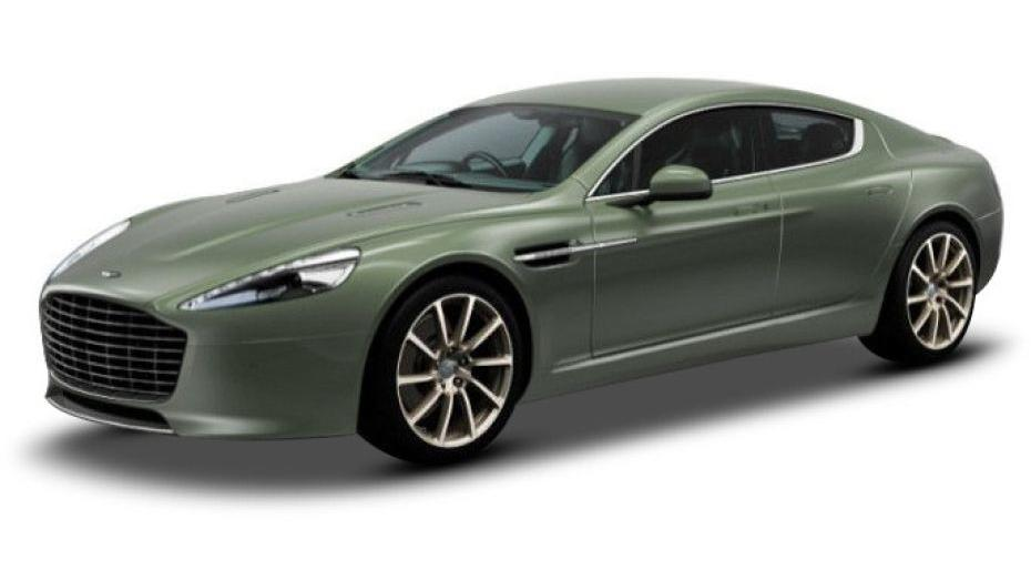 Aston Martin Rapide S 2019 Others 003
