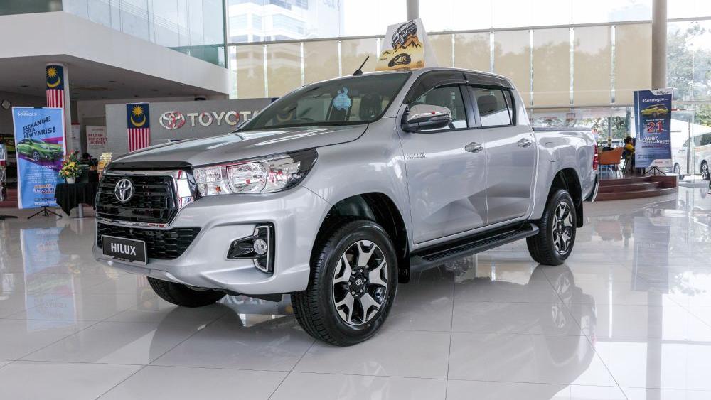 Toyota Hilux 2019 Exterior 001