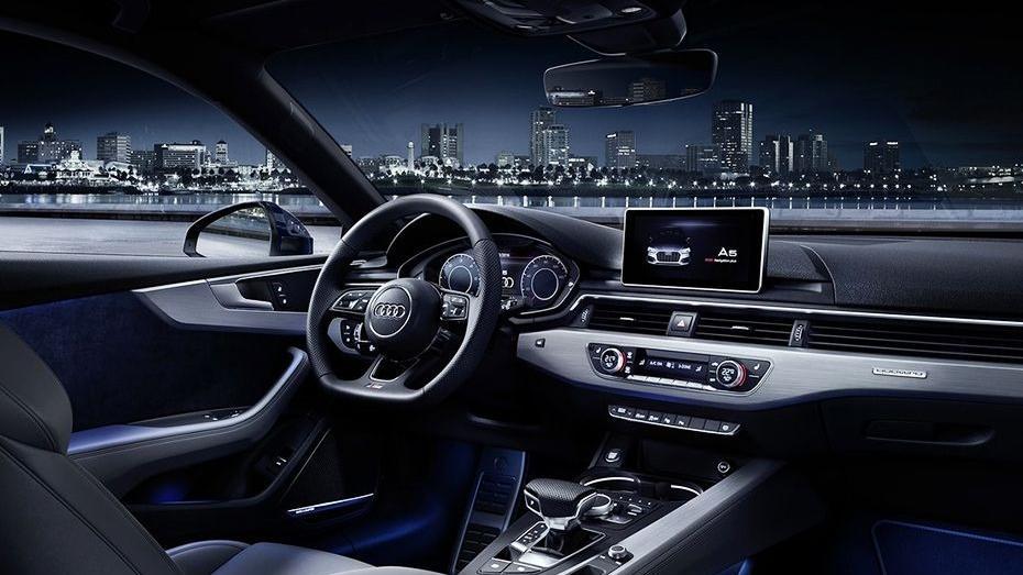 Audi A5 2019 Interior 001