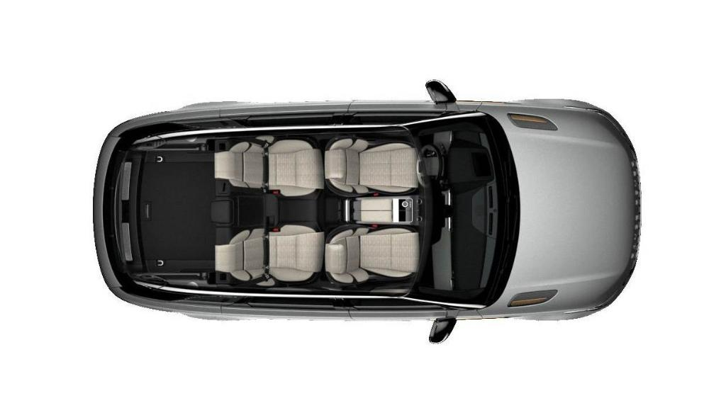 Land Rover Range Rover Velar 2019 Interior 015