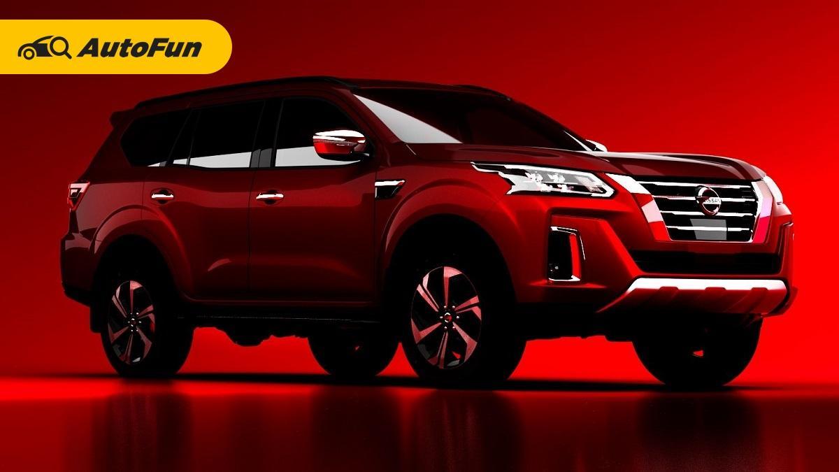 Inginkan SUV Keluarga 7 Penumpang? Simak dulu kelebihan dan kekurangan Nissan Terra 2021 01