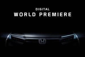 HPM Sebar Teaser Honda World Premiere, Jawaban Buat Lawan Toyota Raize - Daihatsu Rocky?