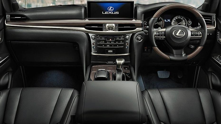 Lexus LX 2019 Interior 001