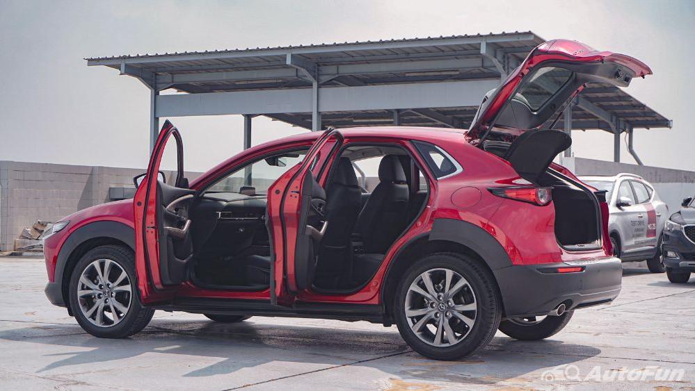 Mazda CX 30 GT Exterior 038