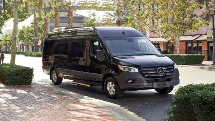 Mercedes-Benz Sprinter 2019 Exterior 006