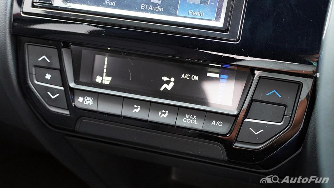 Honda Brio RS CVT Interior 013