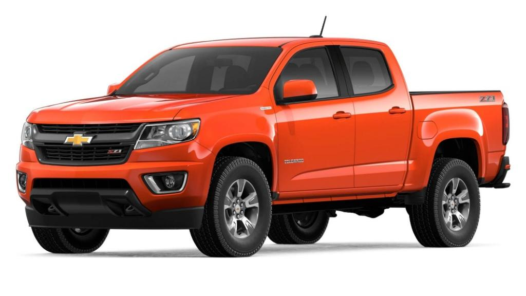 Chevrolet Colorado 2019 Others 010