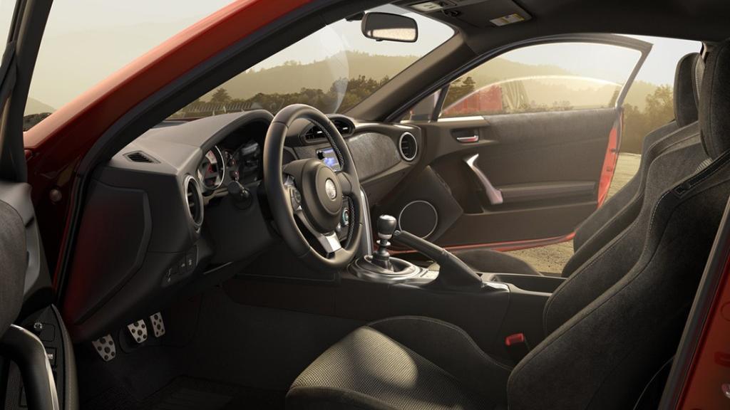 Toyota 86 2019 Interior 014