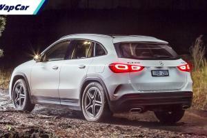 Mercedes-Benz GLA 2021 Panaskan Persaingan di Segmen Crossover