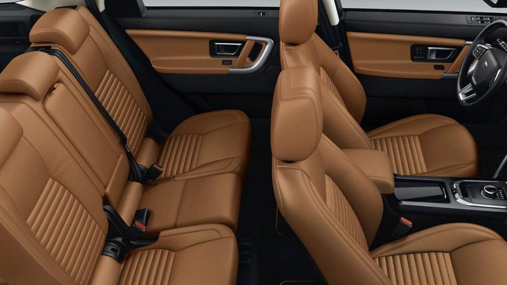 Land Rover Discovery Sport 2019 Interior 014
