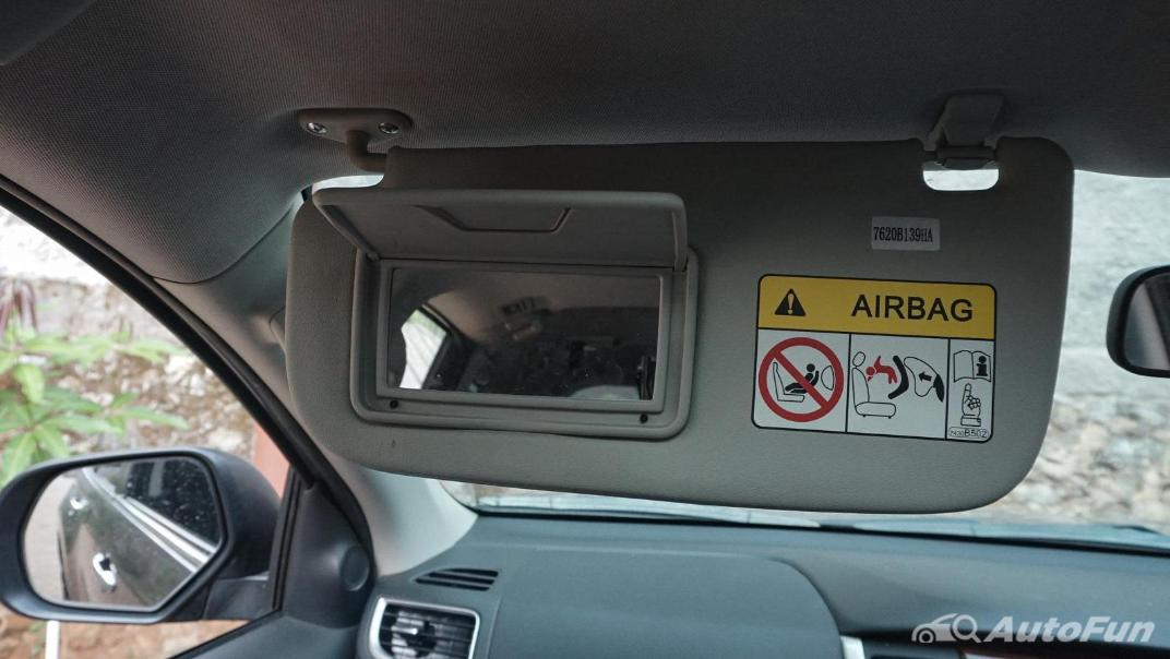 Mitsubishi Pajero Sport Dakar 4x4 AT Interior 069