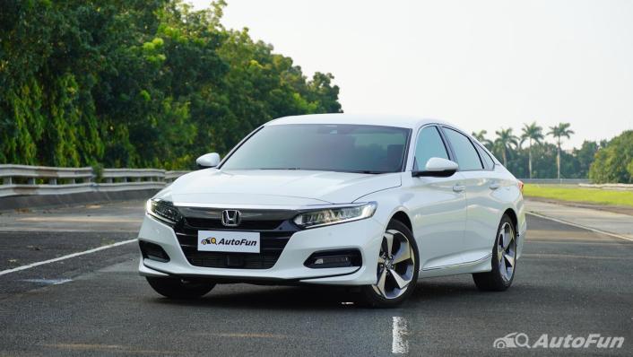 2021 Honda Accord 1.5L Exterior 001