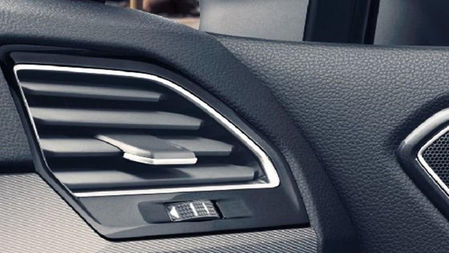Volkswagen Tiguan Allspace 2019 Interior 010