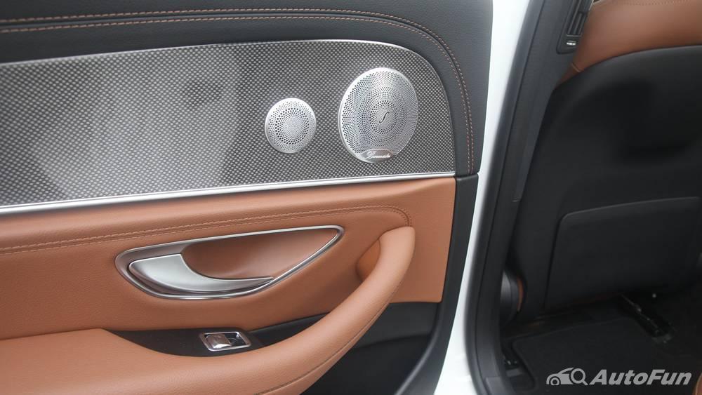 Mercedes-Benz E-Class 2019 Interior 100