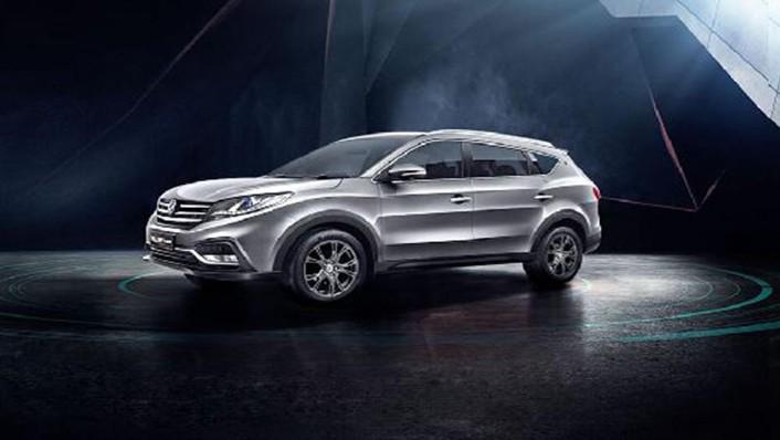 DFSK Glory i-Auto 2019 Exterior 001