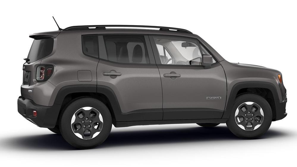 Jeep Renegade 2019 Exterior 009