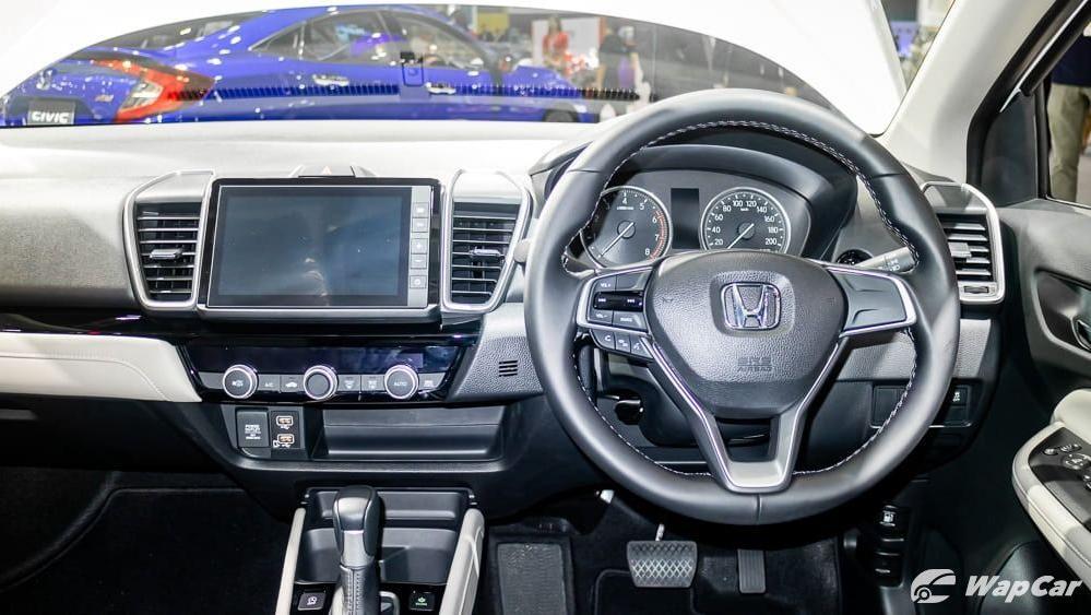 Honda City 2019 Interior 154