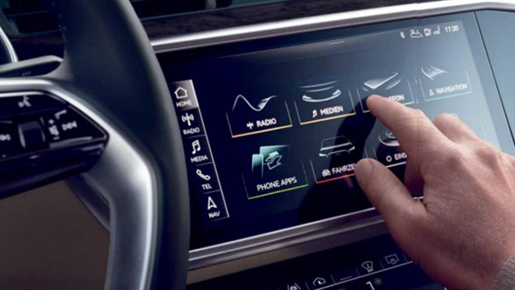 Audi A6 2019 Interior 002