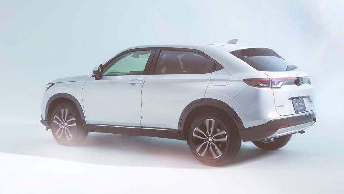 2021 Honda HR-V Upcoming Version Exterior 002