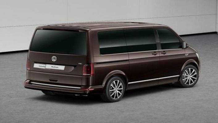 Volkswagen Caravelle 2019 Exterior 009