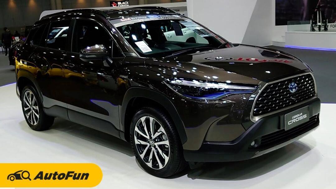 Toyota Corolla Cross 2021 Terbukti Laku, Bakal Gusur Corolla Sedan? 01