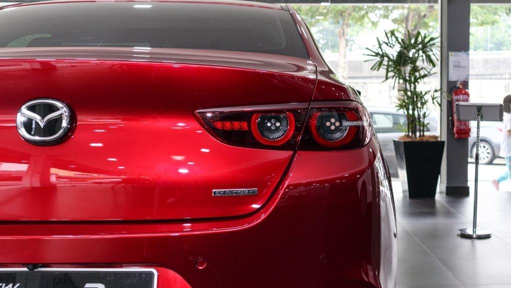 Mazda 3 2019 Exterior 011