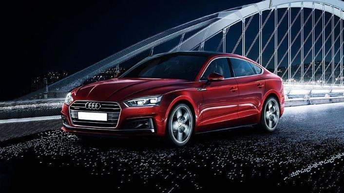 Audi A5 2019 Exterior 001