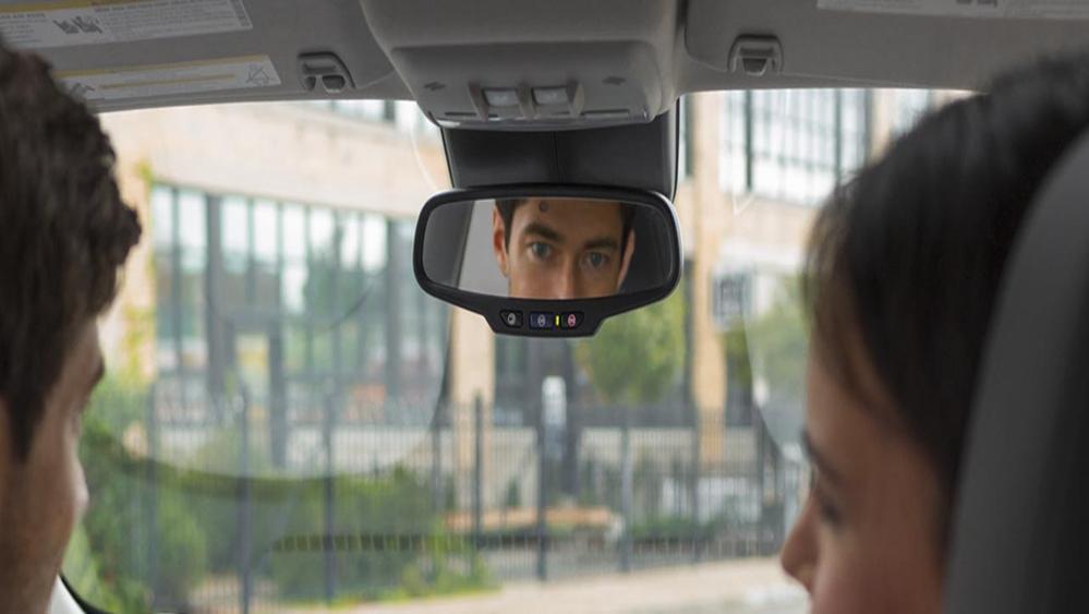 Chevrolet Trax 2019 Interior 005