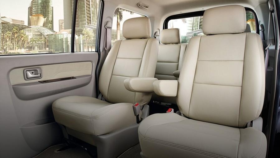 Suzuki APV Luxury 2019 Interior 007