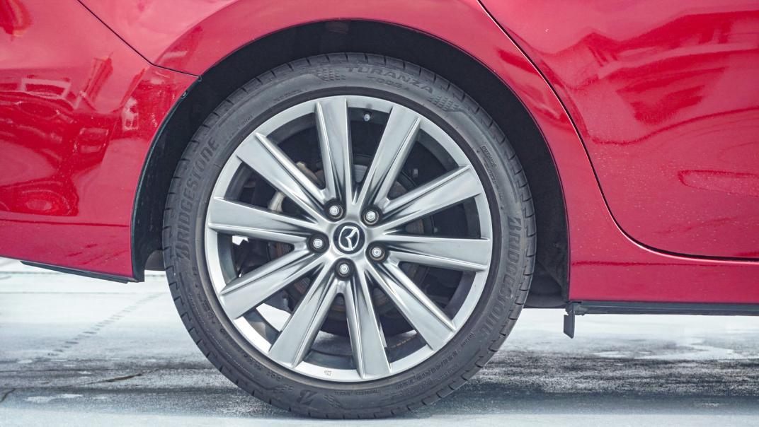 Mazda 6 Elite Estate Exterior 049