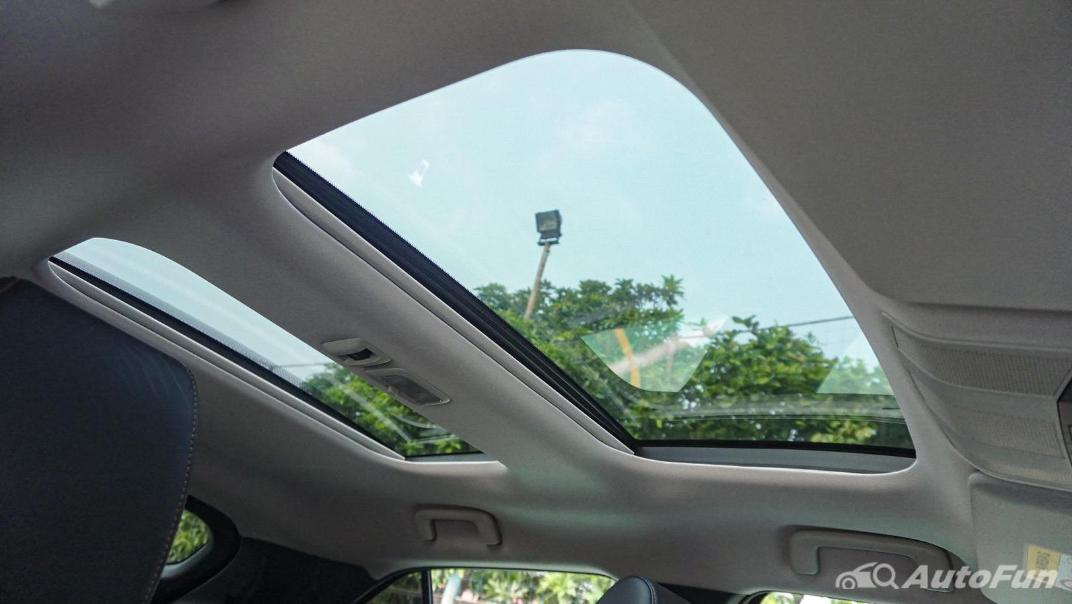 Mitsubishi Eclipse Cross 1.5L Interior 068