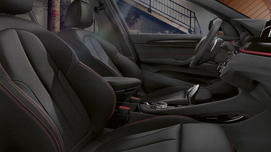 BMW X1 2020 2020 Interior 003