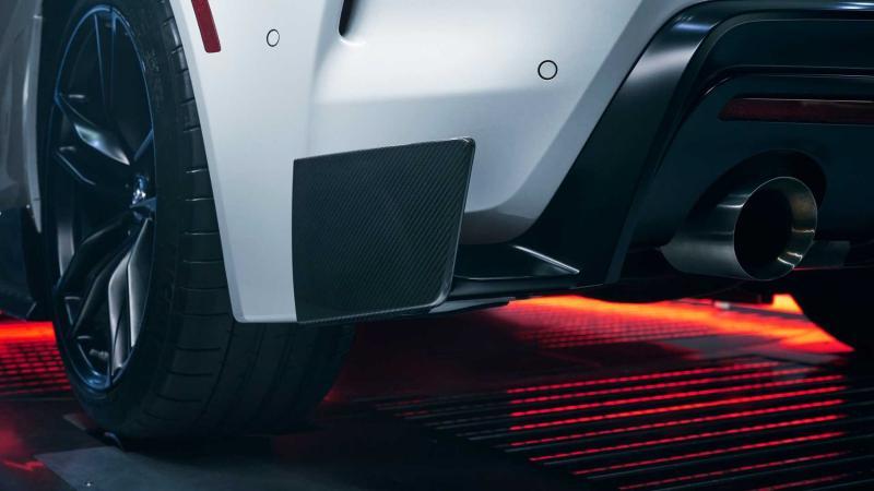 Jangan Iri Boss, Toyota Supra A91-CF Edition Full Karbon ini Cuma Dibikin 600 Unit! 02