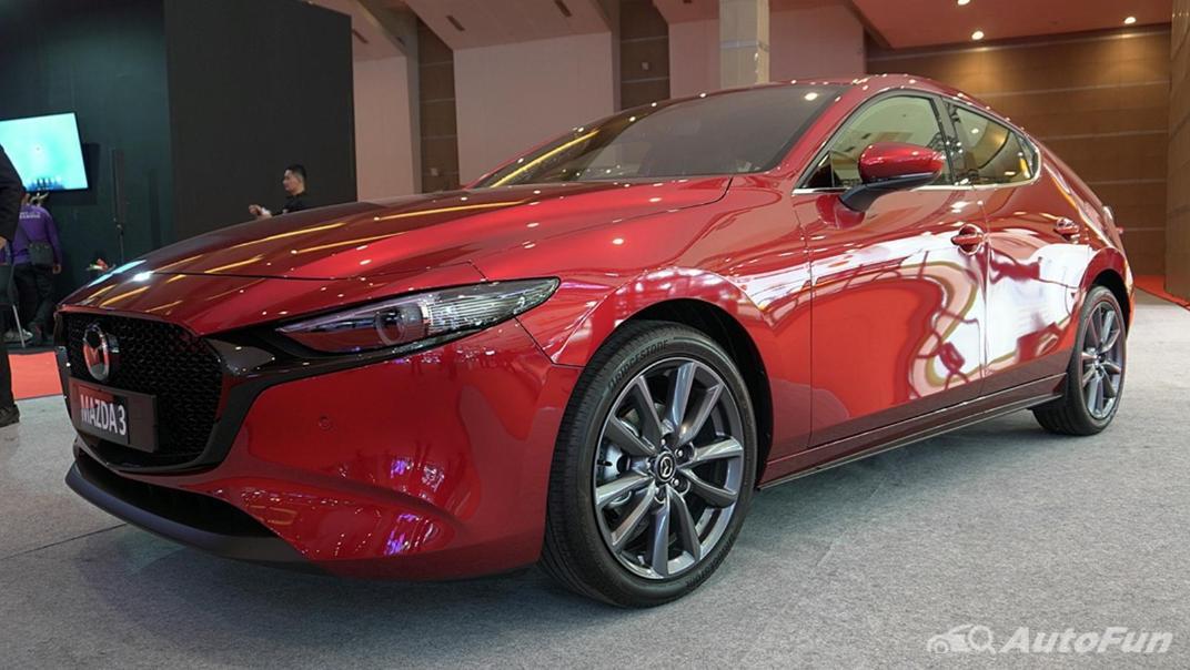 2021 Mazda 3 Exterior 001